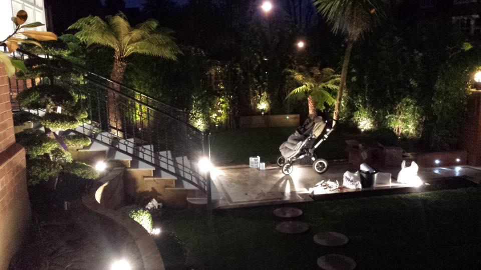 Full range of indoor & outdoor lightinstallations